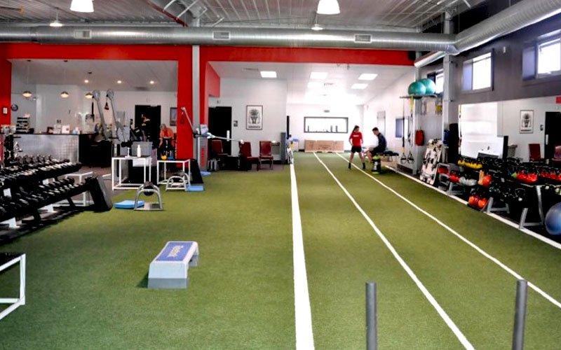 A academia tradicional está com os dias contados. Vida longa às Training Gym.