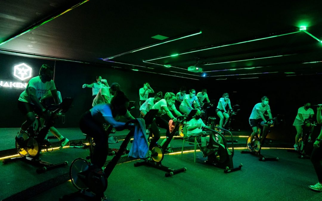 Inclusão: Primeira academia do mundo a usar Spivi e Bike Keiser M7i